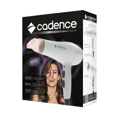 Secador De Cabelos Quartzo Hair - Sec721 - Cadence