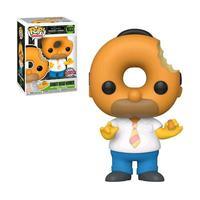 Boneco Funko Pop The Simpsons Tree House Horror Homer Donut Head 10