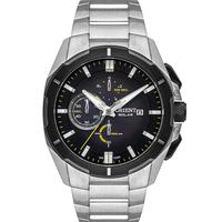 Relógio Masculino Solar Prata Orient - Mbssc212 P1sx - Unico