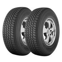 Combo Com 2 Pneus 265/70r16 Bridgestone Dueler H/t 840 112s (original Toyota Hilux)