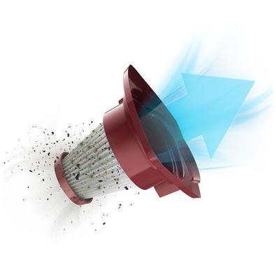 Aspirador De Pó Electrolux Powerspeed Ultra Com Capacidade De 1,6 Litros Filtro - Stk15 - 110v