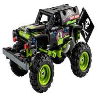 Lego Technic - Monster Jam Grave Digger 2 Em 1 - 42118