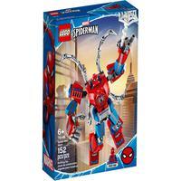 Lego Marvel - Armadura Robô Homem Aranha - 76146