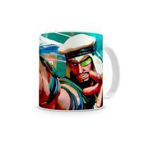 Caneca Street Fighter Rashid II