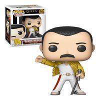 Boneco Funko Pop Rocks Queen Freddie Mercury Wembley 1986 96