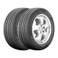 Kit 2 Pneus Pirelli Aro 17 215/60r17 Scorpion Verde All Season 100h