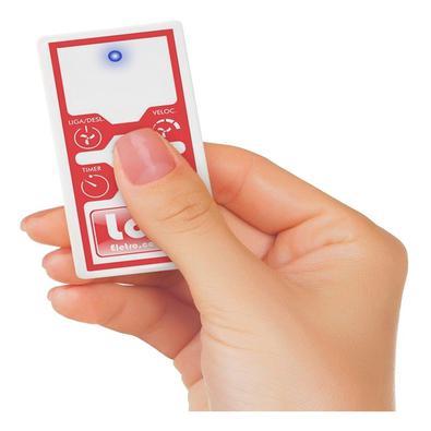 Controle Remoto Para Ventilador De Parede Wireless Lcg Eletro