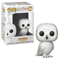 Funko Pop Hedwig #76 - Harry Potter - Pop Funko Hedwig 10 Cm