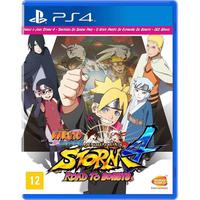 Jogo Naruto Shippuden - Ultimate Ninja Storm 4 Road To Boruto - Ps4