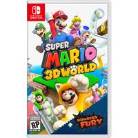 Super Mario 3d World + Bowser´s Fury - Switch