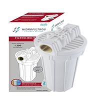 Filtro Mid 9.3/4 Branco Filter Flux - 907-0011