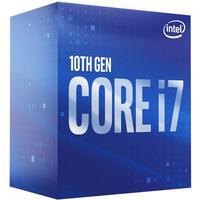 Processador Intel I710700k 3.8ghz Max Turbo 5.1ghz, Ddr4, Lga1200 10 Geracao
