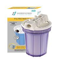 Filtro Mid 7´´ Transparente Filter Flux- 907-0008