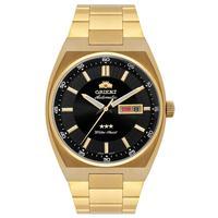Relógio Orient Masculino Automatic Dourado 469gp087f-p1kx