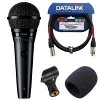 Microfone Shure Pga58 Lc Cardioide + Cabo + Espuma