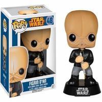 Boneco Funko Pop Star Wars Figrin D'an 48