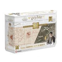 Puzzle Grow 500 Peças Panorama Harry Potter Brilha No Escuro