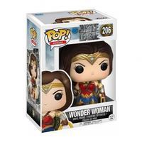 Boneco Funko Pop Justice League Wonder Woman 206