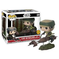 Boneco Funko Pop Chase Star Wars Luke Skywalker 229