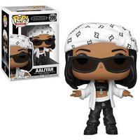 Boneco Funko Pop Rocks Aaliyah 209