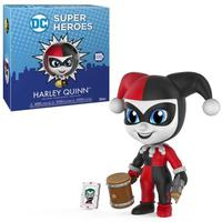 Boneco Funko Star 5 Dc Super Heroes Harley Quinn