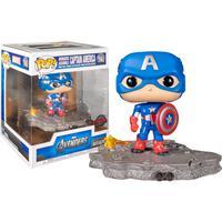 Boneco Funko Pop Marvel Avengers Captain America 589