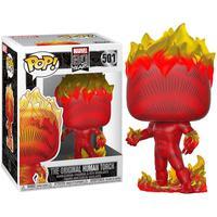 Boneco Funko Pop Marvel 80th First Appearance Human Torch 501