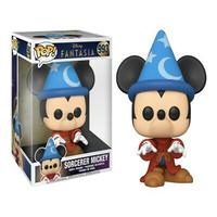 Boneco Funko Pop Disney Fantasia 80th Super Sized 10 Mickey 993