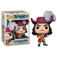 Boneco Funko Disney 65th Captain Hook 816