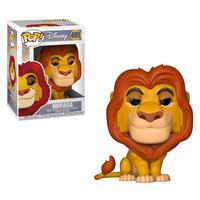 Boneco Funko Pop Disney Lion King Mufasa 495