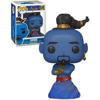 Boneco Funko Pop Disney Aladdin Genie 539