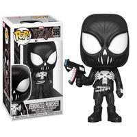 Boneco Funko Pop Marvel Venom Venomized Punisher 595