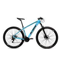 Bicicleta Alumínio Aro 29 Ksw 24 Velocidades Freio A Disco Krw16 - 17'' - Azul/preto
