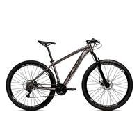 Bicicleta Alum 29 Ksw Cambios Gta 24 Vel A Disco Ltx - 21´´ - Grafite/preto Fosco