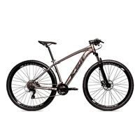 Bicicleta Alum 29 Ksw Cambios Gta 24 Vel A Disco Ltx Hidráulica - 19´´ - Grafite/preto Fosco