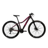 Bicicleta Alum 29 Ksw Cambios Gta 24 Vel A Disco Ltx - 15.5´´ - Preto/rosa
