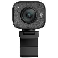 Webcam Full Hd Logitech Streamcam Plus 1080 P Com Microfone Conexao Usb-c Preto
