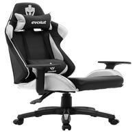 Cadeira Gamer Eg904 Lite Branca Evolut
