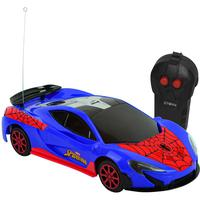 Veiculo Web Storm 3 Func - Spider Man - Pilhas - Aerofolio