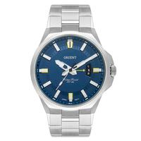 Relógio Orient Masculino Prata Mbss1395 D1sx