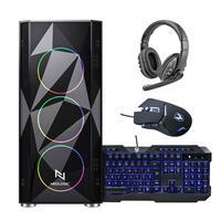 Kit - Pc Gamer Neologic - Nli82752 AMD Ryzen 5 5600G 8GB (radeon Vega 7 Integrado) SSD 240GB