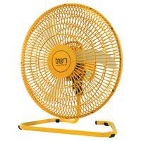Ventilador Médio Vanna Oscilante 220v Amarelo
