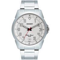 Relógio Masculino Orient Analógico Mbss1154a S2sx Aço