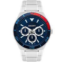 Relógio Orient Masculino Multifunção Mbssm082 D1sx