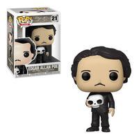 Boneco Funko Pop Edgar Allan Poe 21