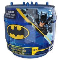 Batman - Mini Figuras De 5 Cm Sortidos - Pote Azul