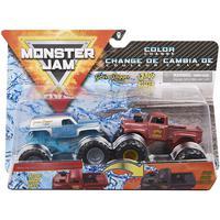Monster Jam 1:64 - Grave Digger, The Legend E Grave Digger