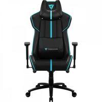 Cadeira Gamer BC7 Larger 200KG, Black Cyan, Thunderx3
