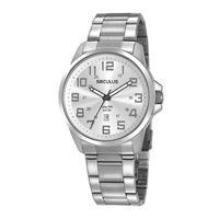 Relógio Seculus Long Life Masculino 20807g0svna1