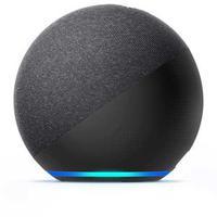 Smart Speaker Amazon Com Alexa Echo Quarta Geração Preto